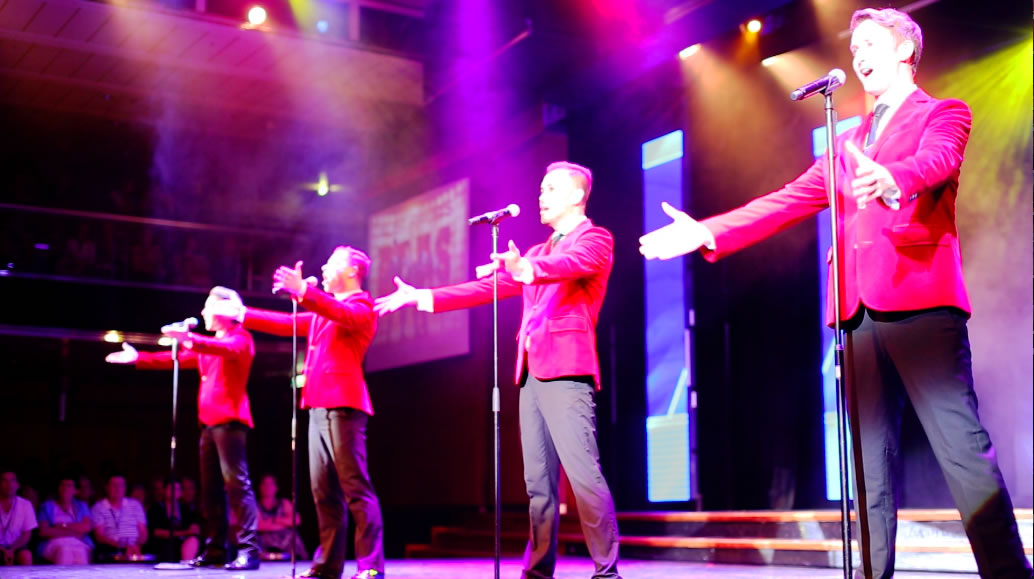 New Zealand Boys of Motown. Fully choreographed stage show for corporate events, weddings, outdoor festivals and cruise ships. www.talentonline.co.nz/new-zealands-boys-of-motown.html