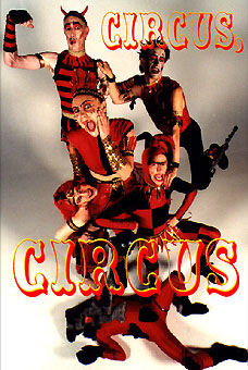 Circus Circus Acrobats, Fire performers and Stilt walkers, Sydney, Australia. http://www.talentonline.com.au/stilt-walkers/circus-performers.html
