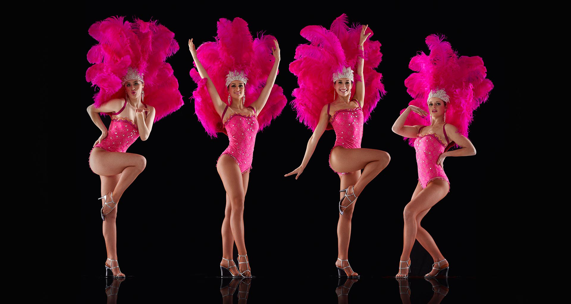 Auckland Siren dancers, showgirls for meet and greet or Las Vagas theme dance shows. www.talentonline.co.nz