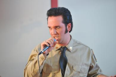 Elvis Tribute show based in Melbourne, Australia. www.talentonline.com.au/elvis-impersonator-marcus-melbourne.html