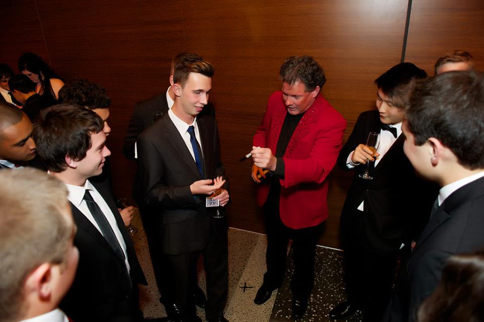 Auckland based Magician Brent McLeod is available for all events whether it be a small party, trade show or large corporate function http://www.talentonline.co.nz/magic-shows/brent-mcleod/auckland-magician.html