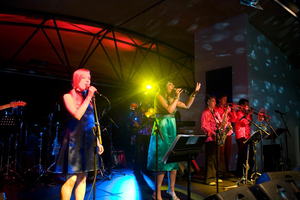 Union Band, Auckland New Zealand